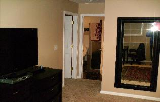 Basement 2 Bedroom & Bathroom Entrance Link