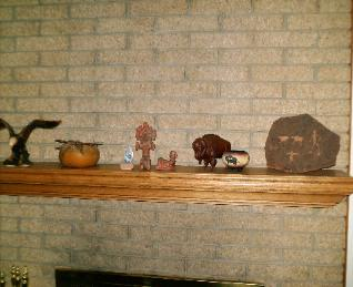 Custom Built Mantel Link 1