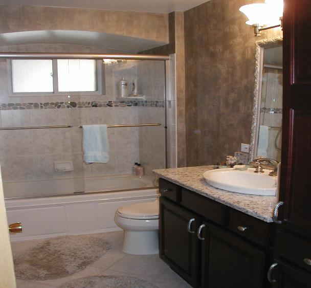 Bathroom 1 After